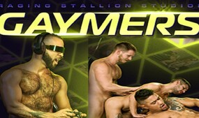 Raging Stallion Gives Nod to Gay Gamers in 'Gaymers'