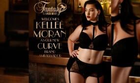 Fantasy Lingerie Names Kellee Moran Brand Ambassador