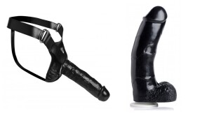 XR Brands Introduces Master Series 'Infiltrator II' Hollow Dildo, Strap-On