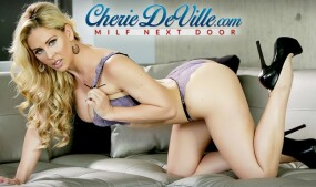 CherieDeVille.com Relaunches on Crush Girls Network