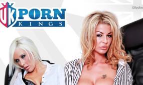 UK Porn Kings Releases 'Hot Office Girls 5'