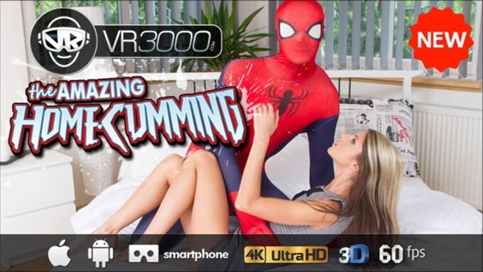 VR3000 Debuts 'Spiderman' Parody