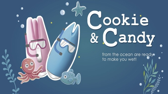 Svakom Launches Funding Campaign for New Cookie, Candy Vibes