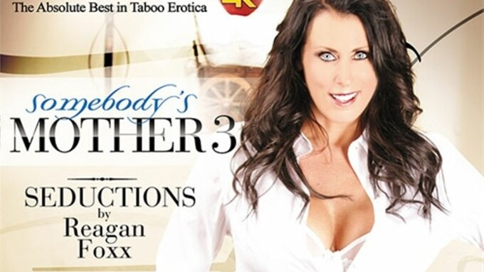 Forbidden Fruits Releases 'Seductions by Reagan Foxx'