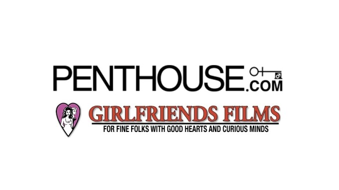 Penthouse Selects Girlfriends Films as Exclusive DVD Distributor