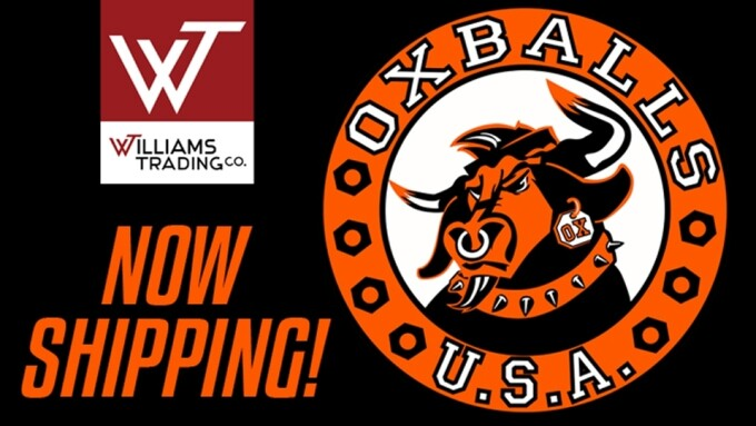 Williams Trading Now Shipping Oxballs