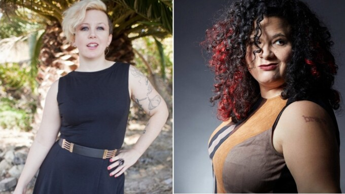 Tina Horn, Jaclyn Friedman to Co-Host Live Podcast at Sex Expo NY