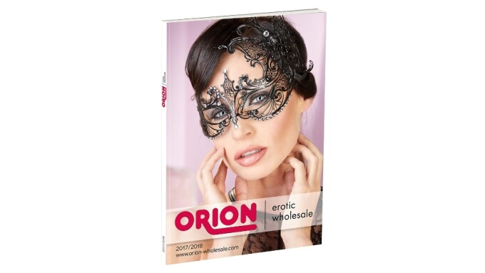 Orion Releases 2017/2018 Catalogue