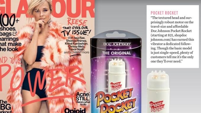 Doc Johnson Wins Glamour Magazine's 'Sex Toy Award'
