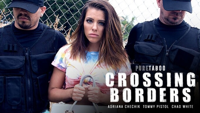 PureTaboo Teases Web-Exclusive Production 'Crossing Borders'