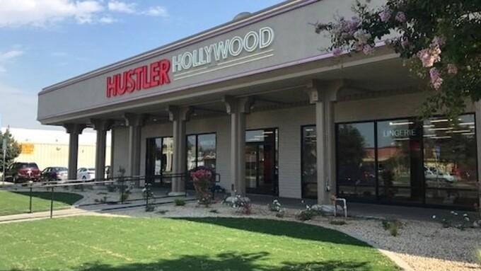 Hustler Hollywood Opens for Business in Fresno, Calif.