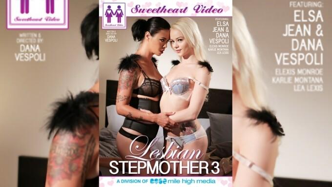 Sweetheart Streets Dana Vespoli's 'Lesbian Stepmother 3'