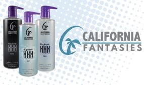 California Fantasies Reveals Euphoric XXX Glide Moisturizers