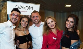 Svakom Attends 'Honoring the Emmys' Gifting Event