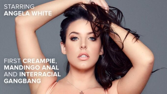 Angela White Releases 'Angela: Volume Three' Showcase