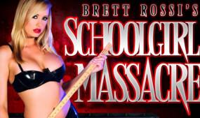 Brett Rossi Directs Latest Deviant Title 'Schoolgirl Massacre'
