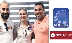 Webbilling, Stripchat Share Collaboration Details