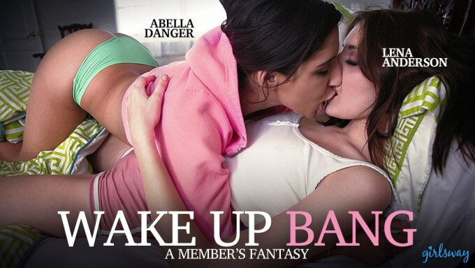 Girlsway Starts the Morning With a 'Wakeup Bang'