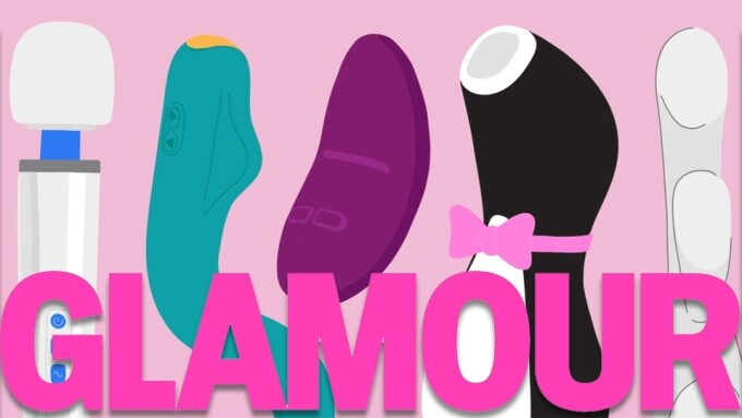 Glamour Magazine Introduces Its 1st Sex Toy Awards