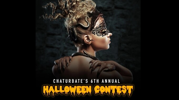 Chaturbate Begins Annual Halloween Contest