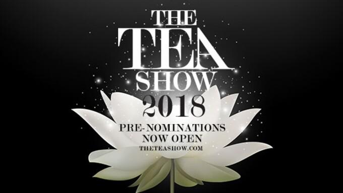 2018 TEA Show Pre-Noms Now Open