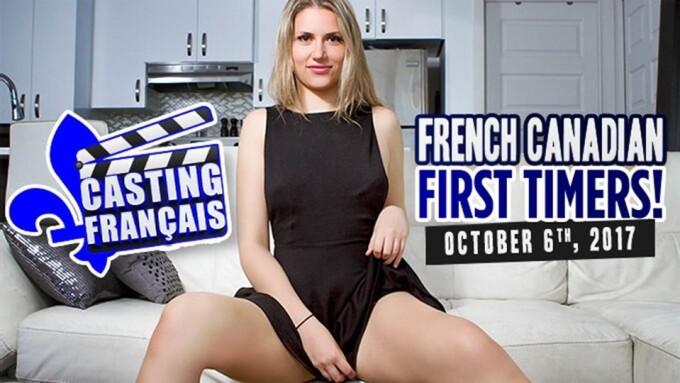 PornDoe Premium Set to Launch CastingFrancais.com