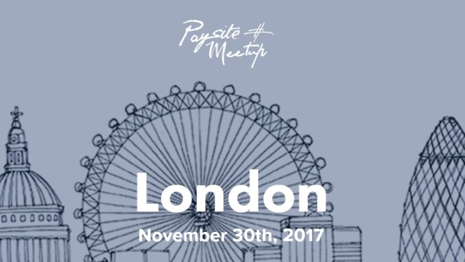 Next Paysite Meetup Set for London
