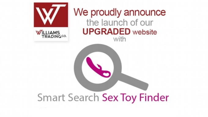 Williams Trading Co. Launches New 'Smart Search' Site