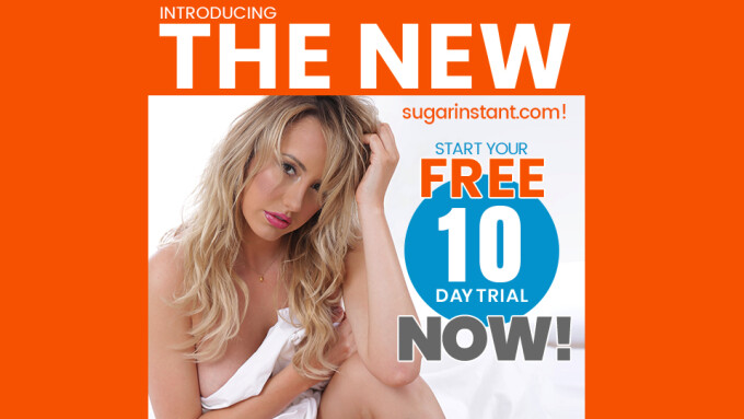 SugarInstant.com Launches Redesigned Site Via Adult Empire