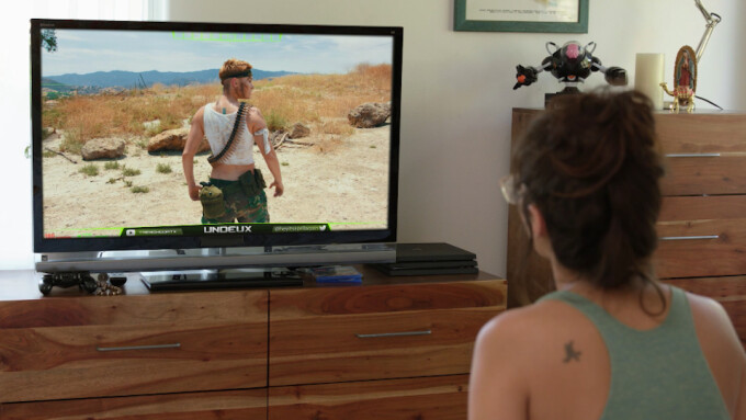 TrenchcoatX.com Unveils 'Gamer Girls'