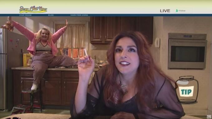 'Saturday Night Live' Parodies Chaturbate in 'Espionage' Skit
