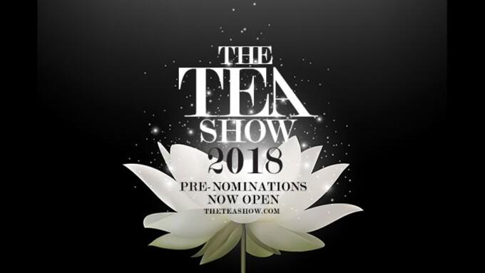 TEA Show Adds 2 New Award Categories