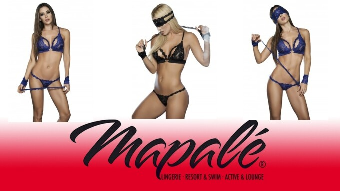 Honey's Place Exclusively Distributing 'Mapale' Lingerie Collection