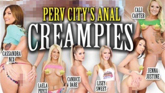 ASM Releases Perv City's 'Anal Creampies'