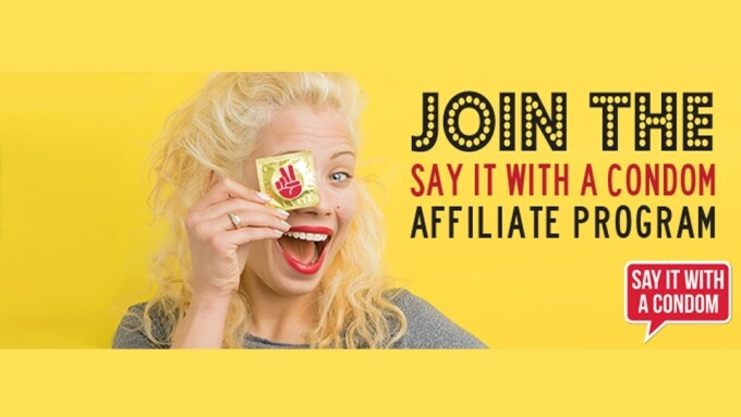 Say It With A Condom Offers Affiliate Program