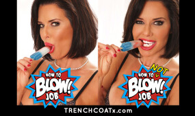TrenchcoatX Streets 'How to Blowjob'