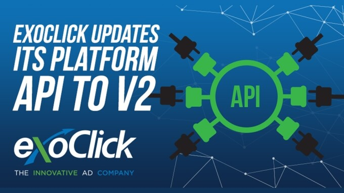 ExoClick Releases New API Version