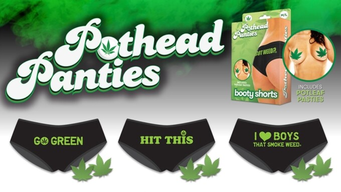 Xgen Products Offers Pothead Panties