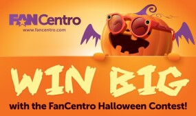 FanCentro Hosts Halloween Contest
