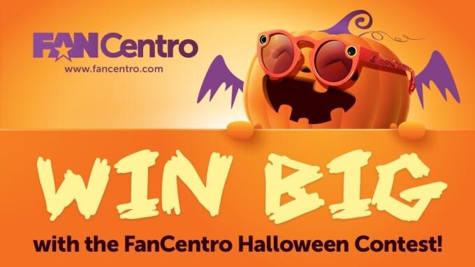 FanCentro Hosts Halloween Contest