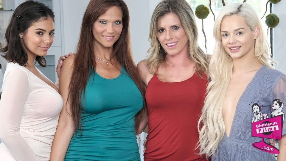 Moms and daughters porn