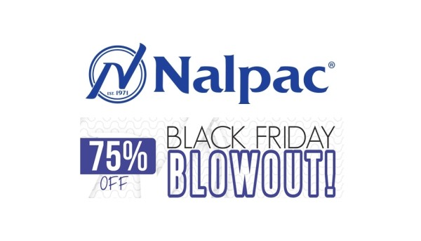 Nalpac Announces Black Friday Blowout Sale