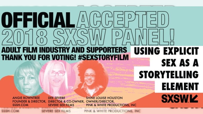 SXSW Panel to Feature Angie Rowntree, Dee Severe and Shine Louise Houston