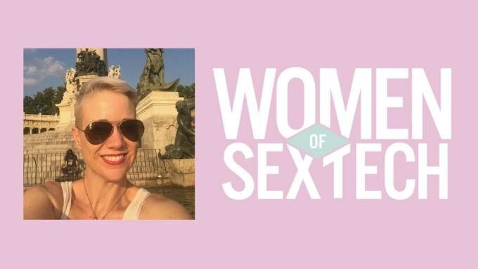 Lauren MacEwen Added to Women of Sex Tech's List of 'Female Founders'
