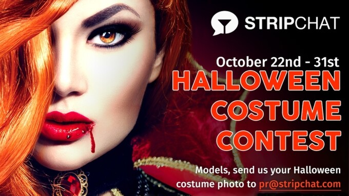 Stripchat Offers Halloween Contests for Models, Members