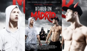 CockyBoys Releases 'Diablo in Madrid'