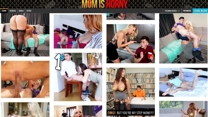 Bang Bros Launches MILF Site MomIsHorny.com