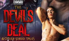 NakedSword Streets 'The Devil's Deal & Other Sordid Tales'