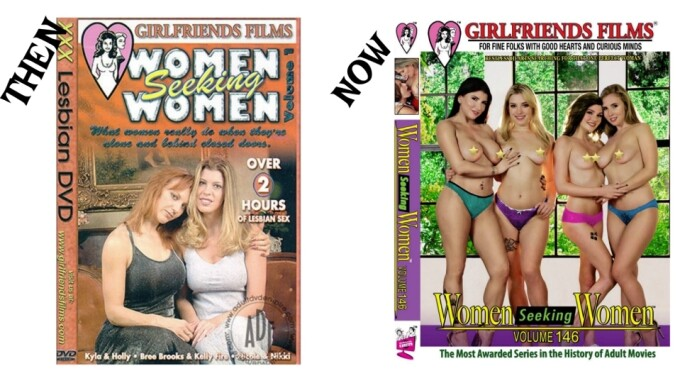 Girlfriends Films Reaches Milestone, Releases 700th Title