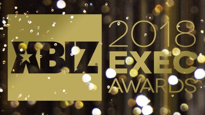 Online Industry Nominees for 2018 XBIZ Exec Awards Announced